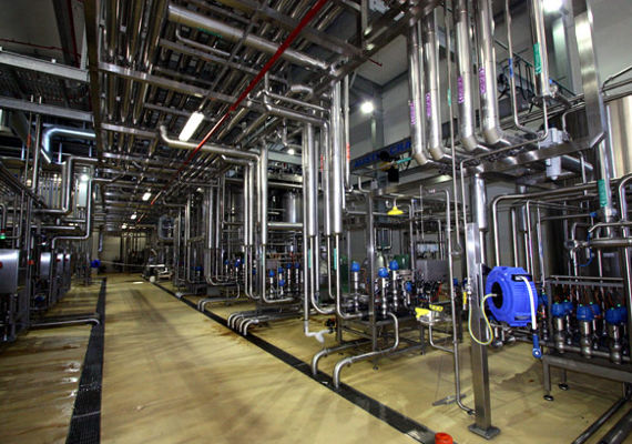 Utility Piping And Clean Room Pendents Flocon Industries